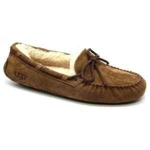 Ugg Womens Dakota Single Right Brown Slipper 11
